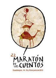 Maratón de cuentos de GUADALAJARA